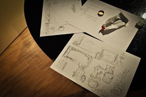 Entwurf der Majos